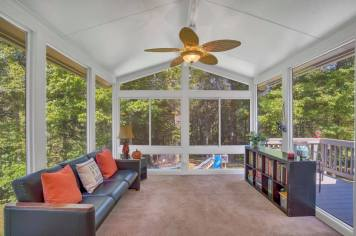 1961 Wild Turkey Trail Sunroom